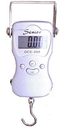 Безмен электронный OCS до 30 кг