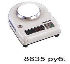 Весы электронные CAS MW 1200 до 1,2 кг
